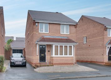 3 bed detached house for sale in Woodcock Close, Northfield, Birmingham B31
