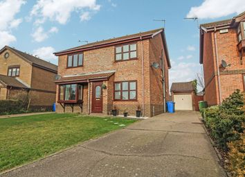 Thumbnail 2 bed semi-detached house for sale in Dunston Drive, Lowestoft