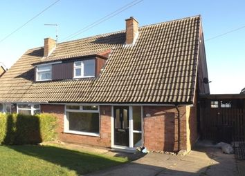 Thumbnail 3 bed semi-detached house to rent in Mackenzie Crescent, Burncross, Sheffield
