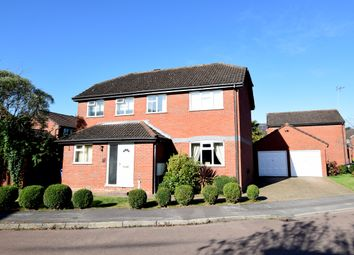 4 bed detached house for sale in Hereford Mead, Fleet GU51