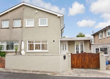 Thumbnail 3 bed semi-detached house for sale in Heol Fach, Pencoed, Bridgend .