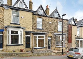 Thumbnail 3 bed terraced house for sale in Willis Road, Hillsborough, Sheffield