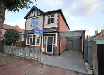 3 bed detached house for sale in Imperial Avenue, Beeston, Nottingham NG9