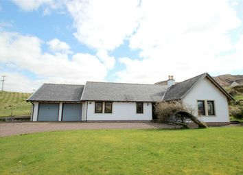 Thumbnail 3 bed detached house for sale in Carron View, Achintee, Strathcarron, Highland
