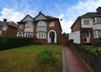 Thumbnail 3 bed semi-detached house for sale in Clive Road, Batchley, Redditch
