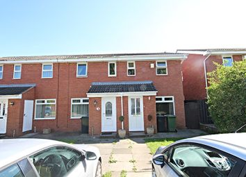 Thumbnail 2 bed terraced house to rent in Cherrytree Court, Bedlington