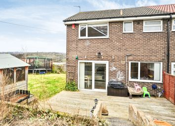 Thumbnail 2 bed terraced house for sale in Gamble Hill Drive, Bramley, Leeds