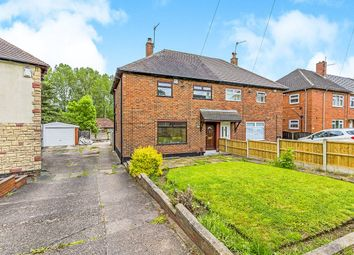 Thumbnail 3 bed semi-detached house for sale in Winchester Avenue, Bentilee, Stoke-On-Trent