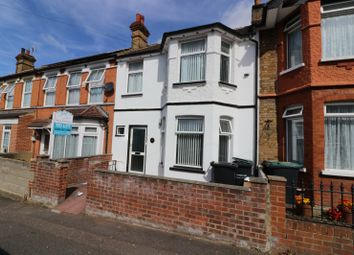 Thumbnail 3 bedroom terraced house to rent in Park Avenue, Northfleet, Gravesend
