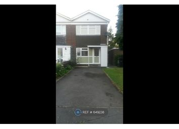 Thumbnail 3 bedroom end terrace house to rent in Albert Square, Shrewsbury