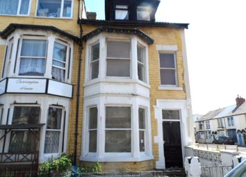 Thumbnail 5 bed terraced house for sale in Crystal Road, Blackpool