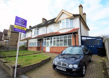 Thumbnail 3 bed end terrace house for sale in Langley Road, Beckenham