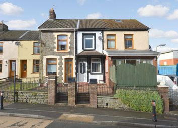 Thumbnail 1 bed terraced house for sale in Trebanog Road, Porth