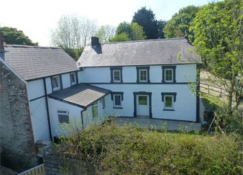 Thumbnail 5 bed detached house for sale in Penralltgochel Farm, Llanfyrnach, Carmarthenshire