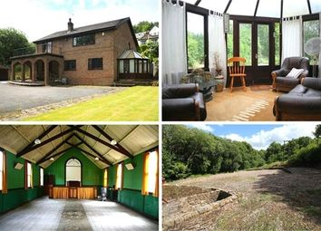 Thumbnail 5 bedroom detached house for sale in New Brighton, Minera, Wrexham