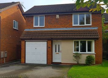 Thumbnail 4 bed detached house for sale in Whitton Way, Newport Pagnell