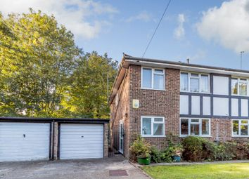 Thumbnail 3 bed semi-detached house for sale in St. Thomas Court, St. Thomas Drive, Pinner