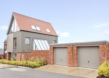 Thumbnail 4 bed detached house for sale in Elliotts Way, Chatham, Kent