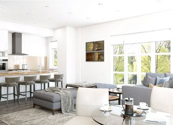 Thumbnail 2 bedroom flat for sale in Great North Way, Hendon, London