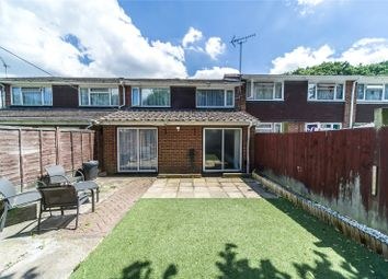Thumbnail 3 bed terraced house for sale in Wollaston Close, Parkwood, Rainham, Kent