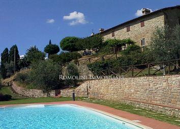 Thumbnail 4 bed farmhouse for sale in Reggello, Tuscany, Italy