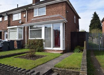 Thumbnail 2 bed semi-detached house for sale in Wolverton Road, Rednal