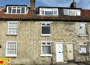 Thumbnail 3 bed terraced house for sale in Hungate, Pickering, North Yorkshire