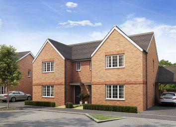 "Thumbnail 3 bed semi-detached house for sale in ""The Hatfield"" at Hyton Drive, Deal"