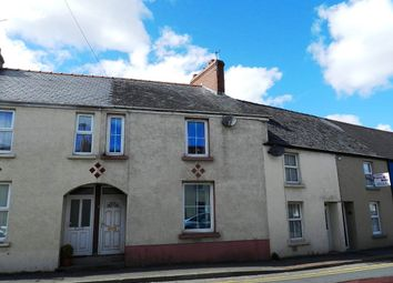 Thumbnail 3 bed terraced house for sale in Mayoral Terrace, Haverfordwest, Pembrokeshire