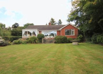 Thumbnail 4 bed detached bungalow for sale in Dawstone Road, Heswall, Wirral