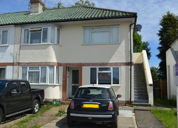 Thumbnail 2 bed maisonette to rent in Station Avenue, West Ewell, Surrey