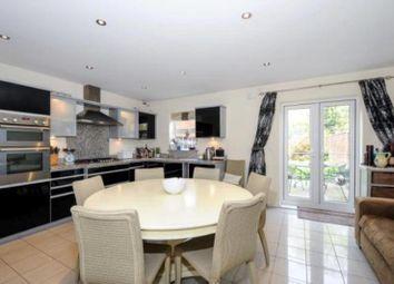 Thumbnail 4 bed terraced house to rent in Sandhills Court, Sandhills Lane, Virginia Water, Surrey
