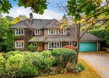 4 bed detached house for sale in Golf Club Road, Hook Heath, Woking GU22