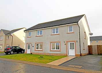 Thumbnail 3 bed semi-detached house for sale in Willow Court, Conon Bridge