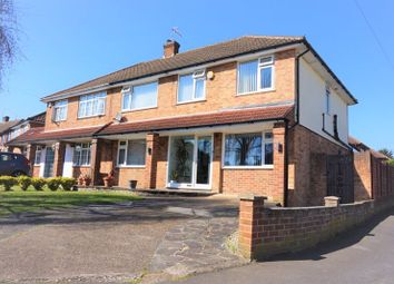 Thumbnail 5 bed semi-detached house for sale in Thanet Road, Bexley