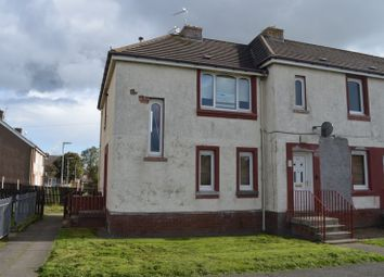 Thumbnail 2 bed flat for sale in Shand Street, Wishaw