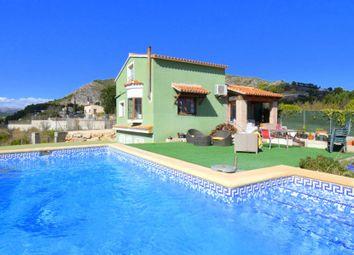 Thumbnail Villa for sale in Alcalali, Valencia, Spain