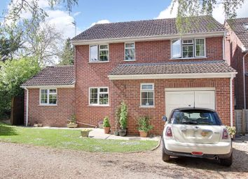 Thumbnail 4 bed detached house for sale in Oak Tree Close, Cock Hill, Trowbridge