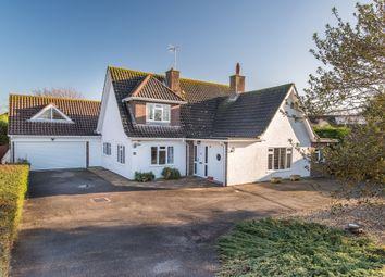Thumbnail 4 bed detached house for sale in Angmering Lane, East Preston, Littlehampton