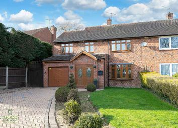 Thumbnail 4 bed semi-detached house for sale in Wellfields, Loughton