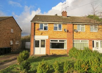 Thumbnail 3 bed semi-detached house to rent in Parry Road, Wyken, Coventry