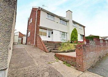 Thumbnail 3 bed terraced house for sale in Parklands Road, Tonyrefail