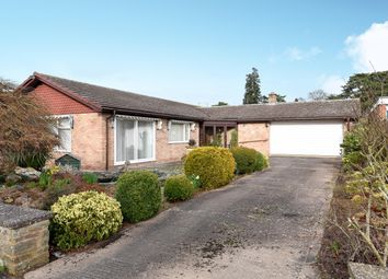 Thumbnail 3 bed bungalow for sale in Traherne Close, Lugwardine, Hereford