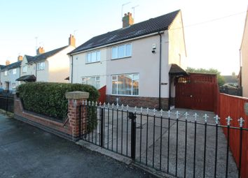 Thumbnail 2 bed semi-detached house for sale in Staveley Road, Hull, East Yorkshire
