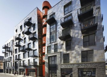 Thumbnail 2 bed flat for sale in The Boiler House, Blyth Road, London