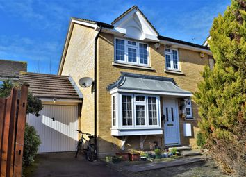 Thumbnail 3 bed semi-detached house to rent in Westminster Close, Feltham