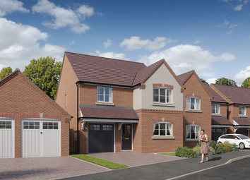 Thumbnail 4 bed detached house for sale in The Birkdale, Palmerston Drive, Tividale, Oldbury