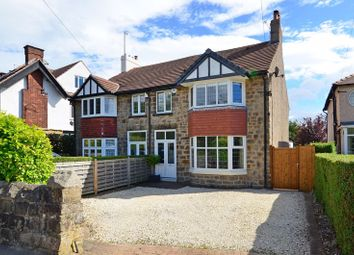 4 bed semi-detached house for sale in Rushley Road, Dore, Sheffield S17