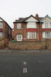 Thumbnail 7 bed semi-detached house to rent in Park Road, Lenton, Nottingham
