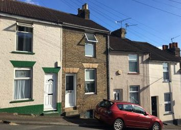Thumbnail 3 bed terraced house for sale in 16 Grange Hill, Chatham, Kent